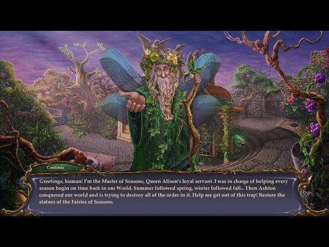 Amulet snů hra