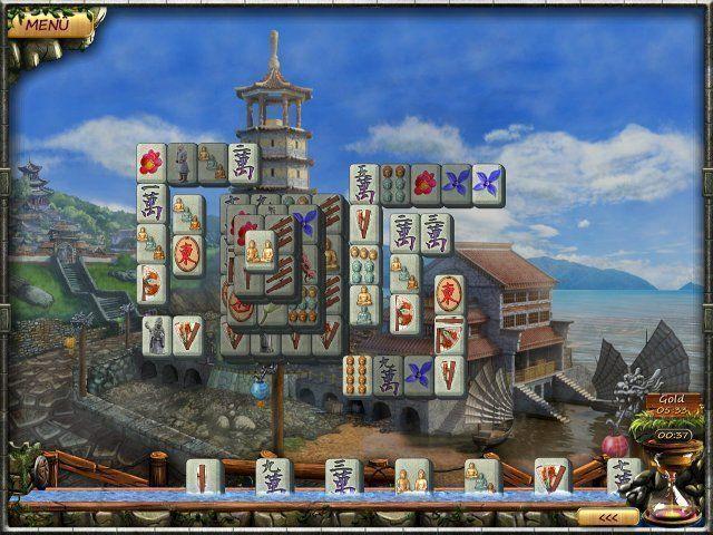 Legenden des Mahjong