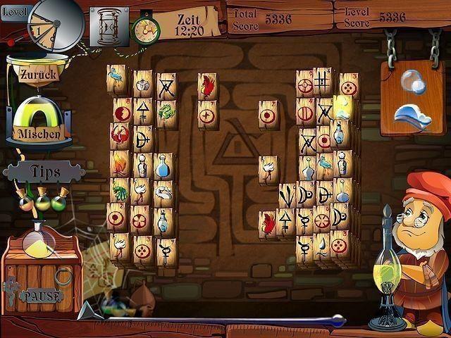 Alchemisches Mahjong