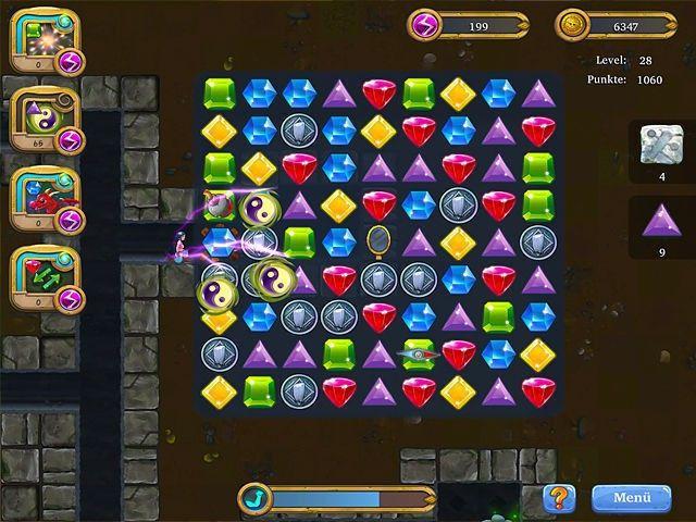 Screenshot  «Caves and Castles: Underworld» № 4