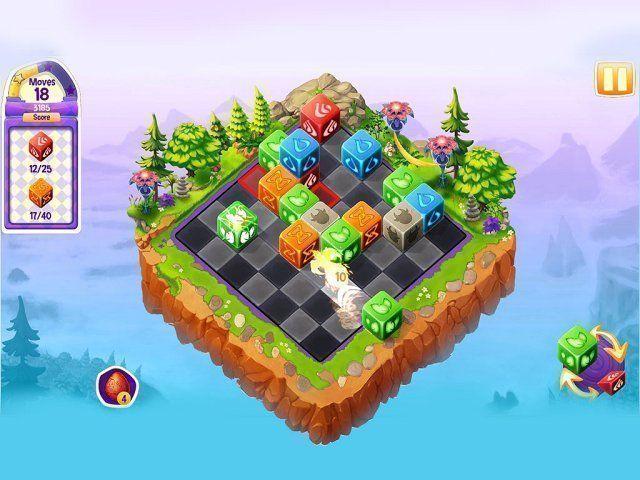 Screenshot  «Cubis Kingdoms. Sammleredition» № 1