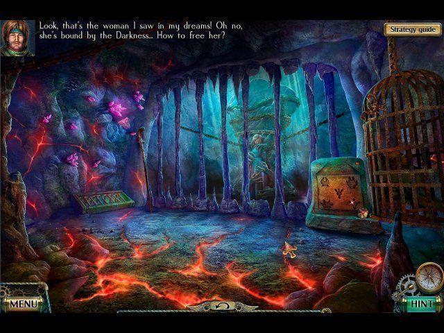 Screenshot  «Darkness and Flame: Fehlende Erinnerungen. Sammleredition» № 6