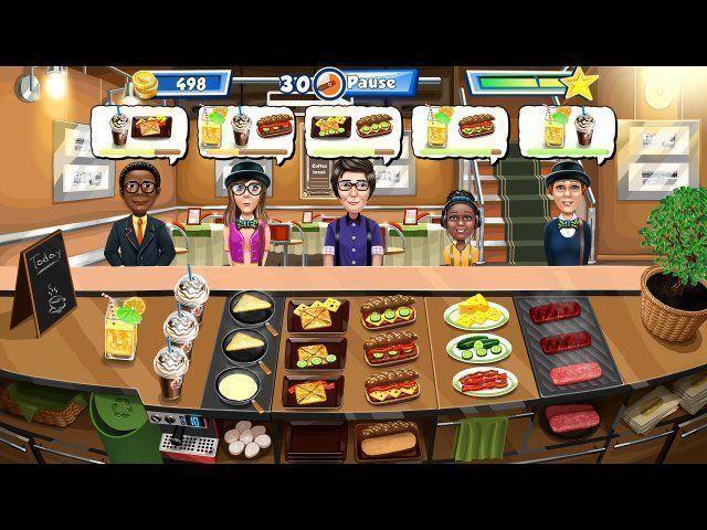Screenshot  «Happy Chef 3. Collector's Edition» № 2