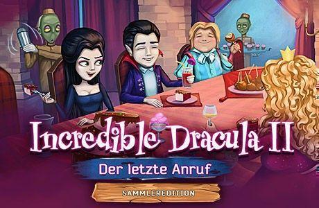 Incredible Dracula II: Der letzte Anruf. Sammleredition
