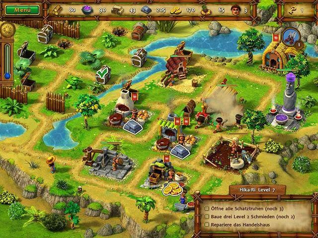 Screenshot  «Moai 5: Neue Generation» № 7