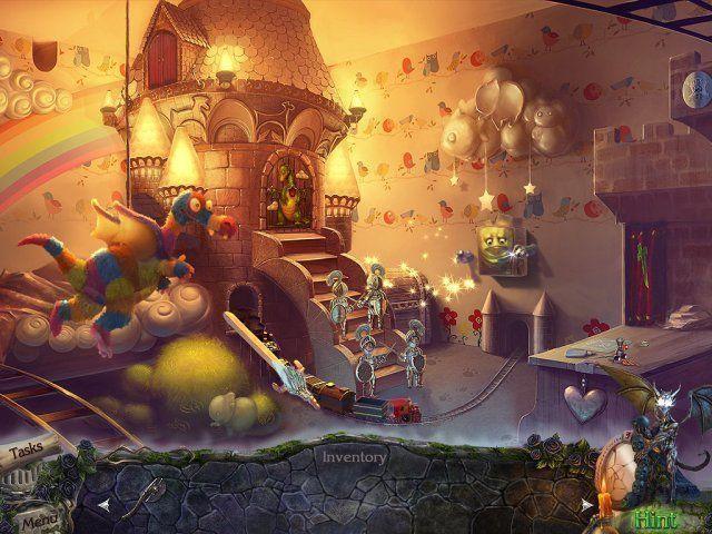 Screenshot  «Mystery Castle: The Mirror's Secret. Platinum Edition» № 4
