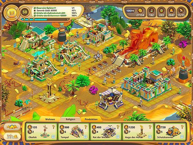 Screenshot  «Ramses: Aufstieg eines Imperiums. Sammleredition» № 5