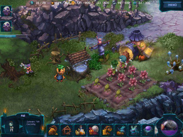 Screenshot  «Ghostville» № 2