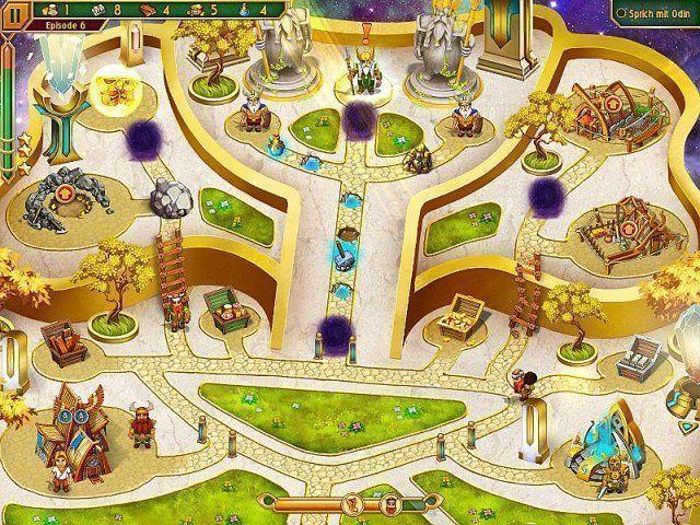 Screenshot  «Im Land der Wikinger 3» № 5
