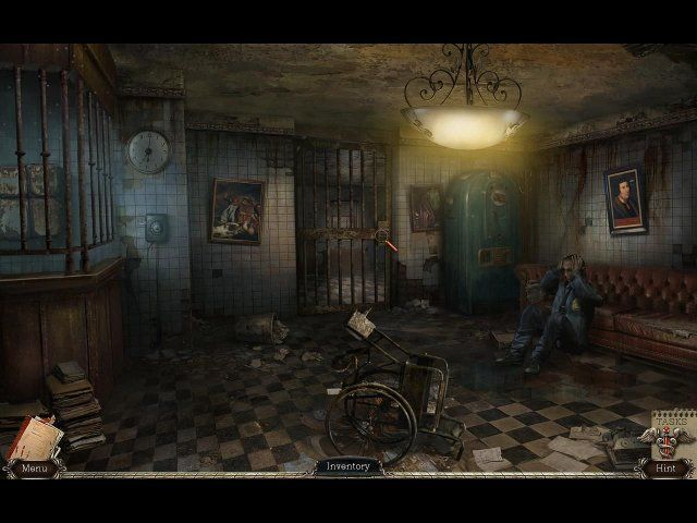 Abandoned: Chestnut Lodge Asylum en Español game
