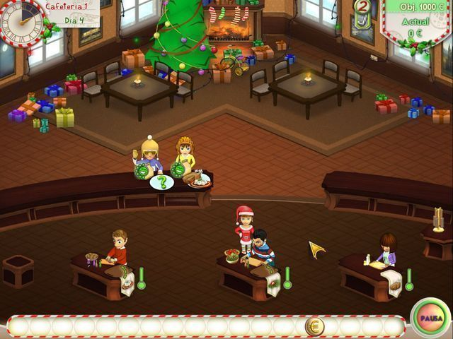 Amelie's Café: Holiday Spirit download free en Español