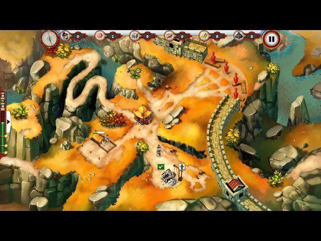 Construir la Gran muralla de China en Español game