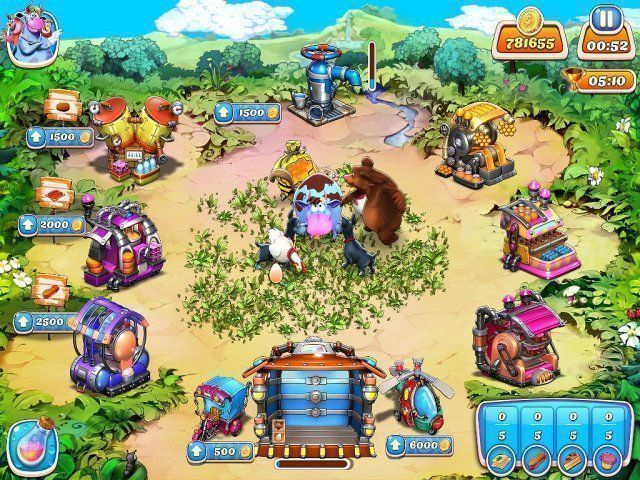 Farm Frenzy: Hurricane Season en Español game