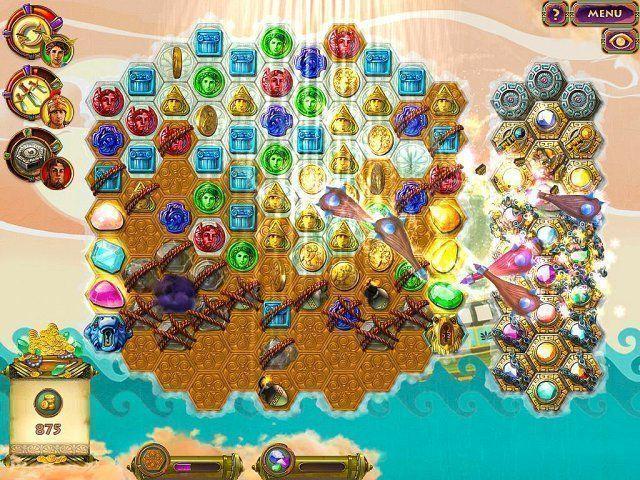 Heroes of Hellas 4: Birth of Legend en Español game