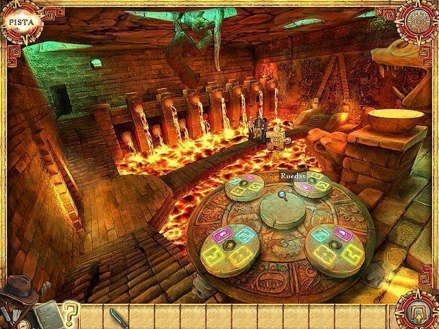 Joan Jade and the Gates of Xibalba en Español game