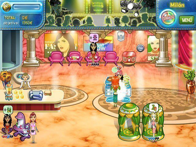 La Moda De Juliette en Español game