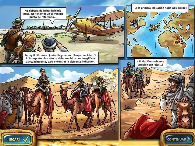 Mahjongg: Ancient Egypt download free en Español