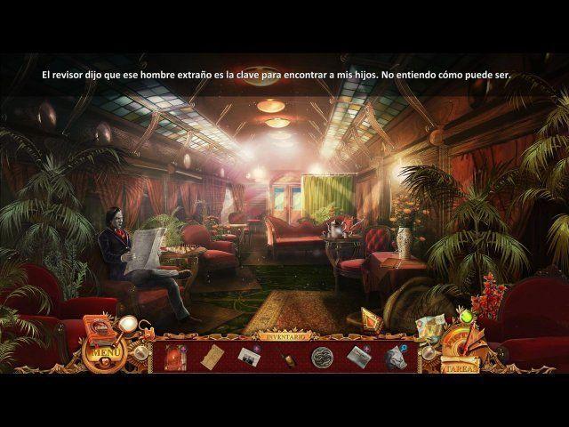 Runaway Express Mystery download free en Español