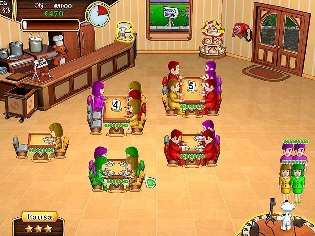 Snowy: Lunch Rush download free en Español