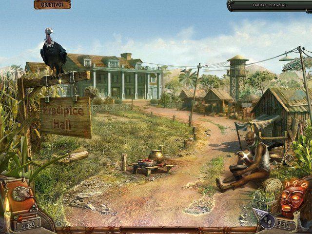 The Saint: Abyss Of Despair en Español game
