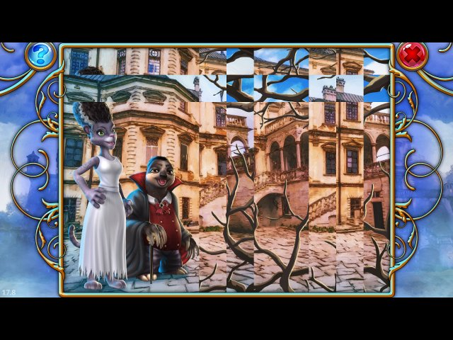 Travel Mosaics 10: Spooky Halloween