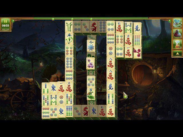 Lost Island: Mahjong Adventure game
