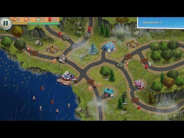 Rescue Team 4 game