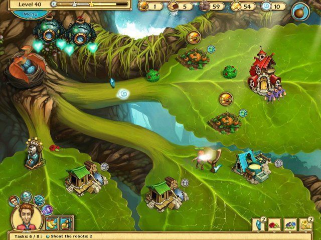 Gioco The Beardless Wizard download italiano