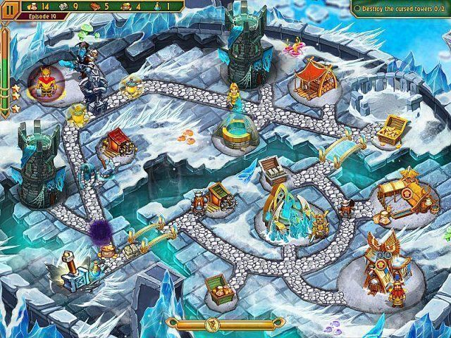 Gioco Viking Brothers 3. Collector's Edition download italiano
