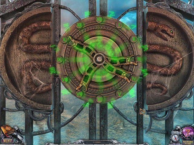 Dom Tysiąca Drzwi: Płomień żmii
