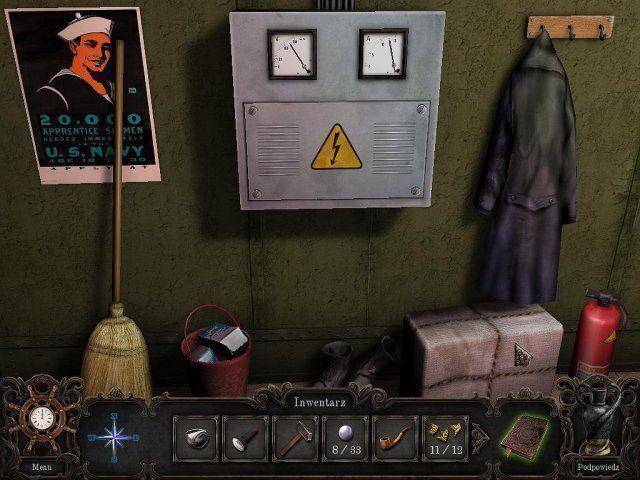 Night Mysteries: Więzień Amfory