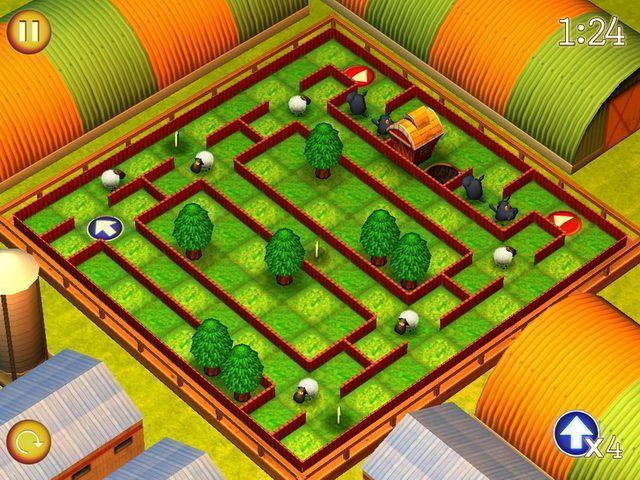 Biegnąca Owca: mikroświaty
