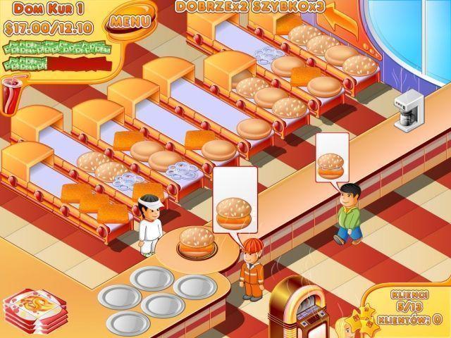Cat Food Cat Games
