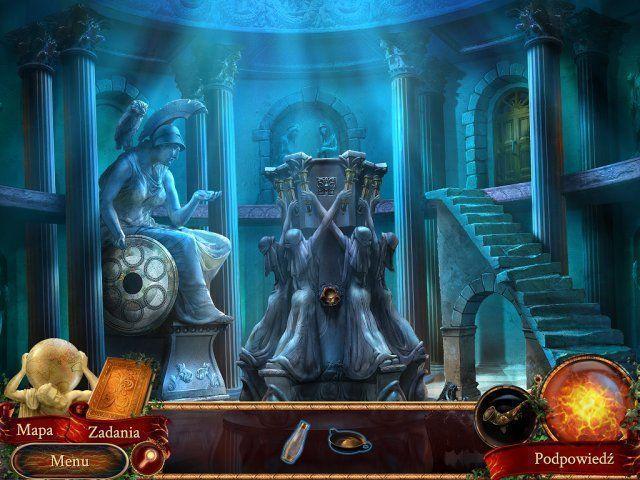The Myth Seekers: Legenda Wulkana gra