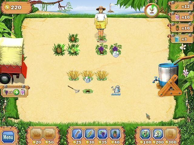 Bezpłatne pobieranie Tropikalna Farma