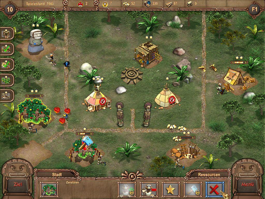 Der Stamm der Azteken