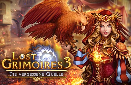 Lost Grimoires 3: Die vergessene Quelle