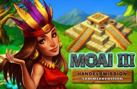 Moai 3: Handelsmission. Sammleredition