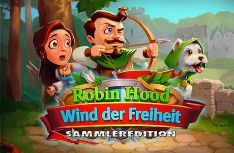 Robin Hood: Wind der Freiheit. Sammleredition