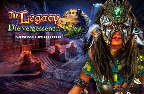 The Legacy: Die vergessenen Tore. Sammleredition