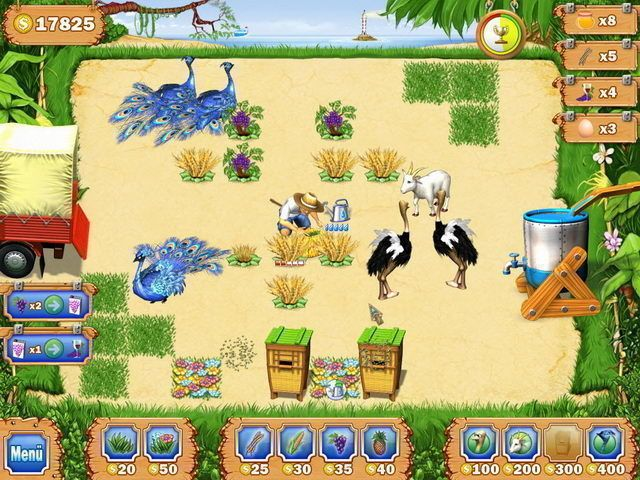 Die Tropenfarm