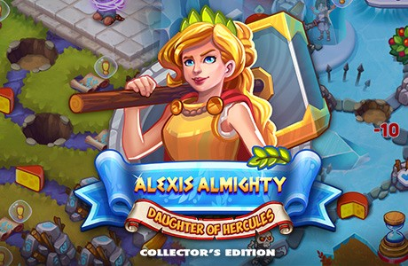 Alexis Almighty: Daughter of Hercules. Collector's Edition