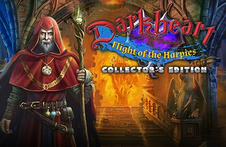 Darkheart: Flight of the Harpies. Collector's Edition