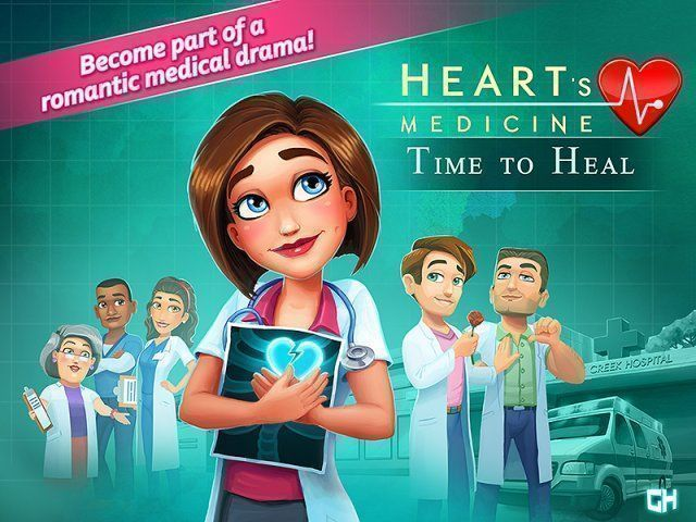 Heart's Medicine: Time to Heal. Collector's Edition