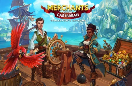 Merchants of the Caribbean. Collector's Edition