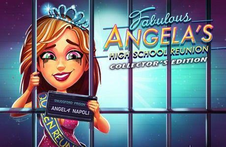 Fabulous - Angela's High School Reunion. Collector's Edition