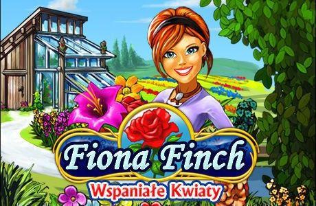 Fiona Finch: Wspaniałe Kwiaty