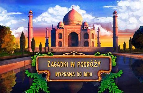 Zagadki w podróży: Wyprawa do Indii